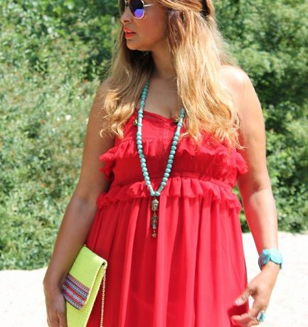OUTFIT | BEACH GLAM