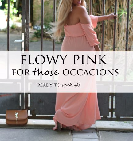 OUTFIT | FLOWY PINK