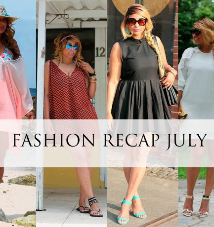 OUTFIT |RECAP JULY