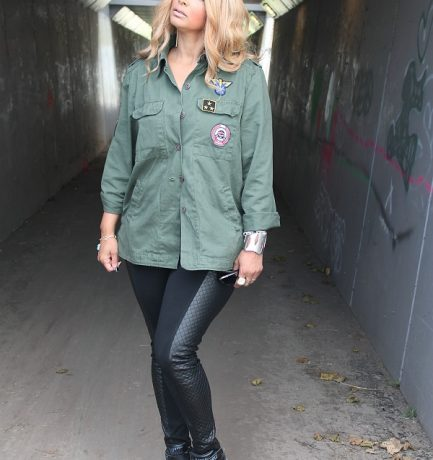 OUTFIT | THE ARMY STYLE