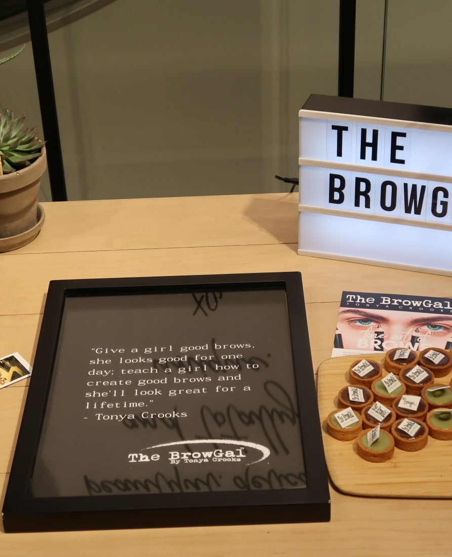 MEET THE BROWGAL